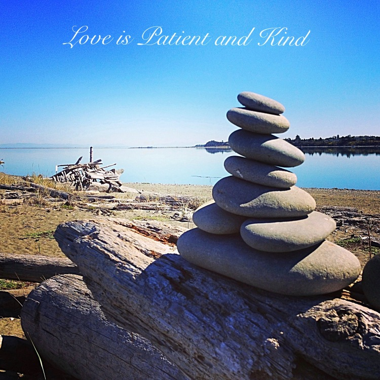Rocks_Love is Patient and Kind